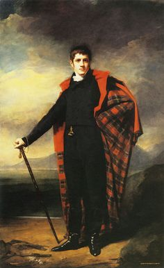 Henry Raeburn John Crichton Stuart, 2nd Marquess of Bute 238.8 x 148 cm Oil on canvas Private collection