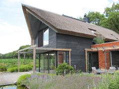 ARCHES architecten BNA (Project) - Duurzame houtskeletbouw villa - architectenweb.nl