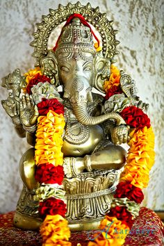 Ganesha, Remover of obstacles.