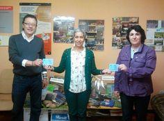 La Asociación de Alzheimer entregó los premios de su rifa benéfica