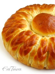 Russian Bread Tangle ~ Note must use Google translate to read recipe.