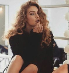 """::gigi hadid:: """"Hello. Im Shapph. I'm 22, and single, but only looking for the perfect guy. I model, and I don't always follow rules, and I can be sassy, sarcastic and defensive at times...come introduce!"""""""