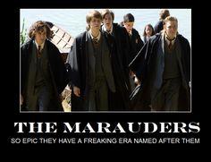The Marauders by e97852.deviantart.com