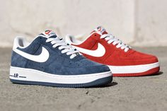 best authentic 16561 f609b NIKE AIR FORCE 1 (2014 SUEDE PACK)   Sneaker Freaker Zapatillas, Calzas,
