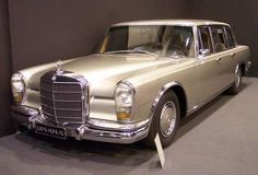 The most iconic Cars by Mercedes-Benz - Pics