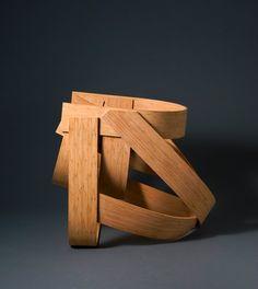 Bamboestoel Chair / Remy & Veenhuizen