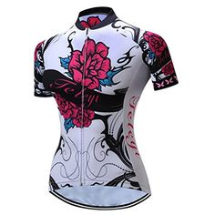 Uriah Women s Cycling Jersey Short Sleeve Breathable Whit... https   www 05f6f07e7
