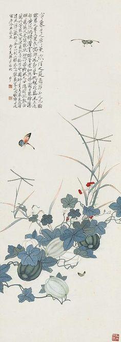 Yu Feian(于 非闇 Chinese, 1889-1959)
