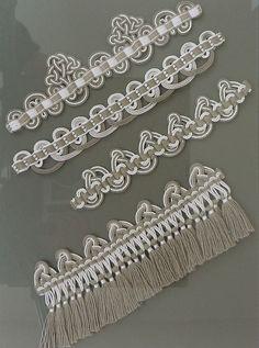 Braids woven on an Inkle Loom (#10) - by Carol Blackburn