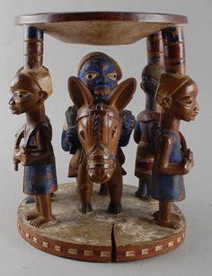 Yoruba Agere Ifa (Divination Cup), Egba - Abeokuta, Nigeria