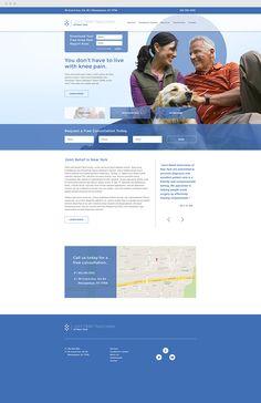 Joint Relief Associates of New York Responsive Web Design #epicmarketing #marketing #graphicdesign #web #webdesign #responsive