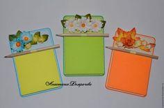 Купить или заказать Блокнот-магнит на холодильник в интернет-магазине на Ярмарке Мастеров. Блокнот-магнит на холодильник (с отрывными листочками)! Количество листочков: примерно 75шт. В комплект с блокнотом входит простой карандаш! После того, как листочки для записей закончатся, можно самостоятельно приклеить новый блок листочков! В НАЛИЧИИ все три варианта блокнотиков-магнитов! ПРИЯТНЫХ ПОКУПОК!