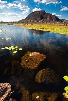 Piedra del Elefante, Bolivia