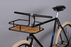 Basket handlebar M for bike par HolinDesign sur Etsy