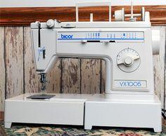 bicor vx1005 sewing machine manual