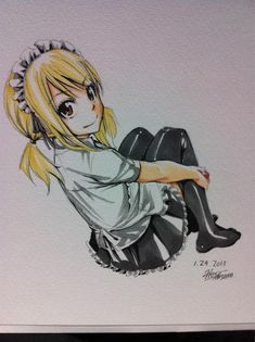 Lucy - Fairy Tail