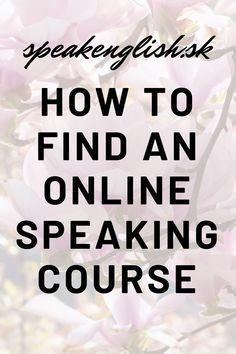 English Grammar Online, English Online, English Course
