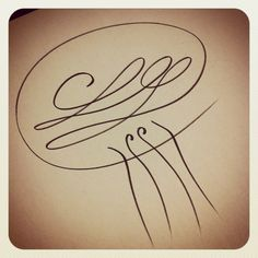 Test #Calligraphie #Fred_Naud_Tattoo