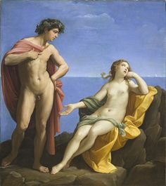 Bacchus and Ariadne by Guido Reni, ca 1619-1620 | LACMA Collections