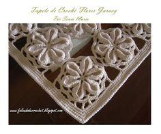 3-D crochet ~ tutorial