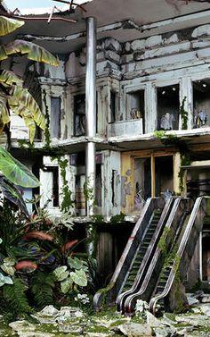 Lori Nix's Stunning, Tiny Dioramas Depict an Abandoned World [Slideshow]