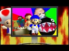 super mario 64 bloopers: ṩṩἔᾗмὄḋᾗᾄʀ 5 (WAT O_O edition) - YouTube