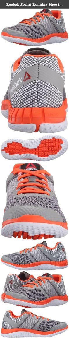 ec66d2eca Reebok Zprint Running Shoe (Big Kid). Your footprint is unique. Use that