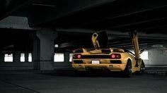 Lamborghini Diablo Photoshoot by C3Photography