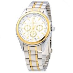 Hoy con el 51% de descuento. Llévalo por solo $28,300.Chenxi 018A Hombre reloj de cuarzo de Japón con Sub decorativo - diales.