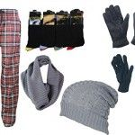 BLACK-FRIDAY-MEGA-XMAS-SALE-Mens-Xmas-Gift-Hamper-Set-Stocking-Filler-SOCKS-HAT-GLOVES-SNOOD-LOUNGE-PANTS-PYJAMA-S-XL-0