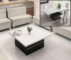 Tables basses réglables en hauteur: modèle LISBOA.