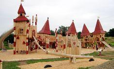 деревянный элементы для детских площадок - Поиск в Google Outdoor Playset, Playground Design, Playgrounds, Fair Grounds, Places, Google, Kids Outside Games, Lugares