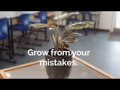 Growth Mindset: Mistakes help you grow. - YouTube
