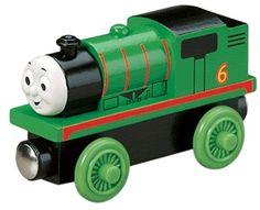 Thomas Wooden Railway: Percy Engine Shop Online - iQToys.com.au