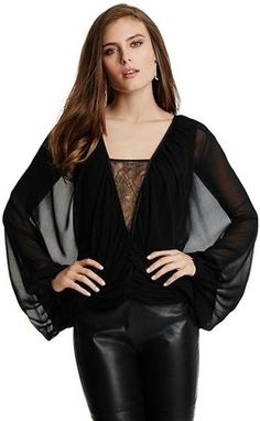 Keira Lace Top - Shop for women's tops