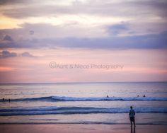 "TIME TO REFLECT,Photo,Fine Art Photography,Prints,Digital Print,Photograph,Sunset,Phuket Thailand,Photo Print,Patong Beach,Sea,Waves,8 x 10"" by AuntandNiecePhotos on Etsy"