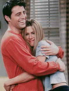 """LeBlanc is the biggest teddy bear on the planet"" -Jennifer Aniston."