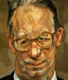 Lucian Freud - Robert Fellowes 1999