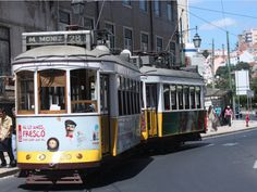 Get oriented in Lisbonwith a ride on the 28 tram, which passes some of the city's best-known landmarks and most interesting neighborhoods.