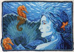The Moods of Color | Rug Hooking Magazine
