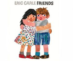 'Easter miracle': Children's author Eric Carle reconnects with lost Syracuse friend after 82 years | syracuse.com  there is a lovely real life ending to the story.   He has been reunited with the little girl in the photograph at the end of the book.  here is a link to the story, plus the youtube clip of the book, where Eric talks about it. I have also added it to my web page of book trailers.    A lovely story to share with students..... via Sharon McGuinness