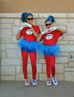 Thing 1 and Thing 2  300255b41702