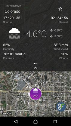 Geo Forecast will help you keep track of weather changes anywhere in the world. #geo #forecast #weather #planet