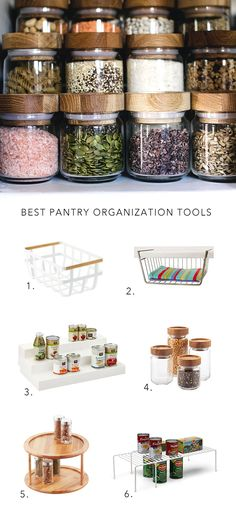 Remember the pantry organization storyI sharedin November? I have to say that was one of my favorite posts of 2015, and with the new year bringing with it resolutions to put life in order, it only seems fit to share the tools I usedto make the project happen! It truly felt so good to transform …