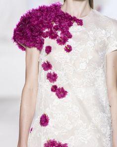 Giambattista Valli Haute Couture Autumn 2013 - details
