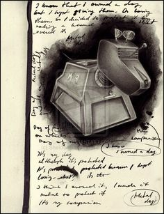 The Doctor's journal, from Human Nature and Family of Blood