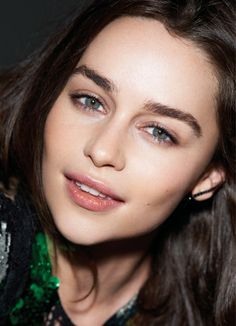 Emilia Clarke May Cover Story