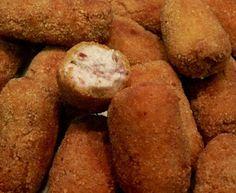 Etología Familiar: Capricho de croquetas, sin gluten y sin lactosa