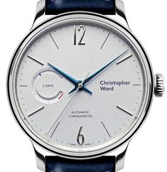 Christopher Ward C1 Grand Malvern Power Reserve Watch