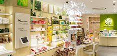 Yves Rocher, Cosmetic Shop, Retail Design, Store Design, Prada, Cosmetics, Boutique, Deco, Shopping